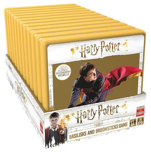 Harry Potter - Basilisks And Broomsticks - Spel;Spel (0021853086751)