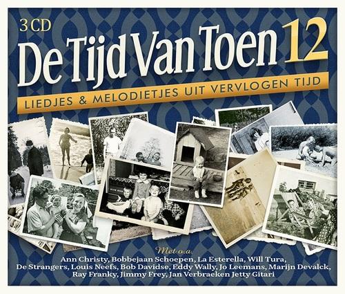 De Tijd Van Toen 12, | 0600753853580 | CD - bookspot.be
