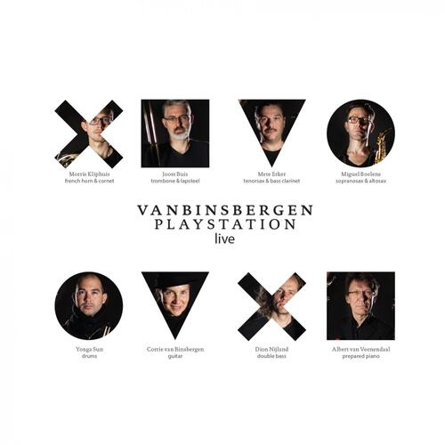 Vanbinsbergen Playstation - Live