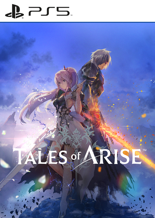 Tales Of Arise - Sony PlayStation 5 (3391892016352)