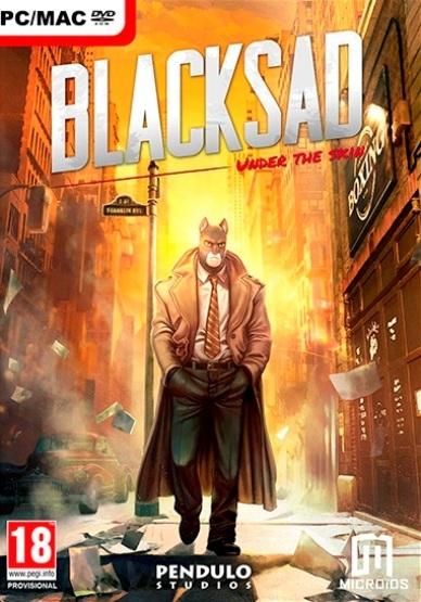 Blacksad - Under The Skin