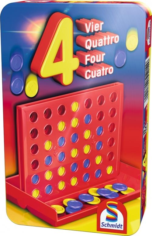 Vier - Spel;Spel (4001504512149)