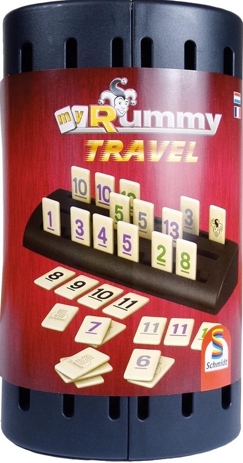 Myrummy Travel NL - Spel;Spel (4001504881511)