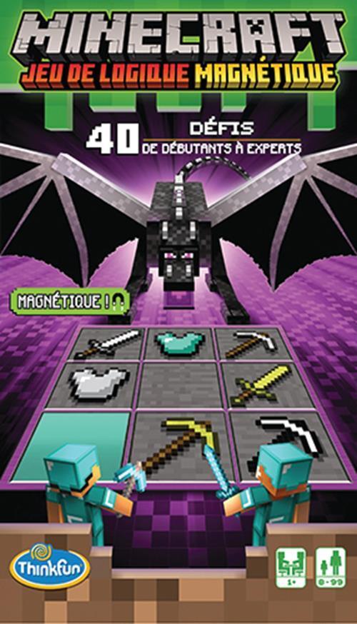 Thinkfun - Minecraft (Franstalig) - Spel;Spel (4005556764198)
