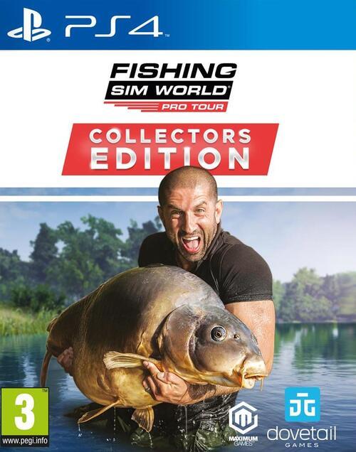 Fishing Sim World Pro Tour - Collectors Edition