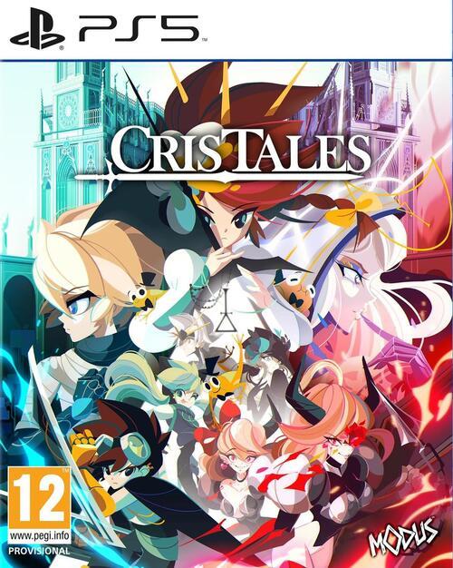 Cris Tales - Sony PlayStation 5 (5016488137096)