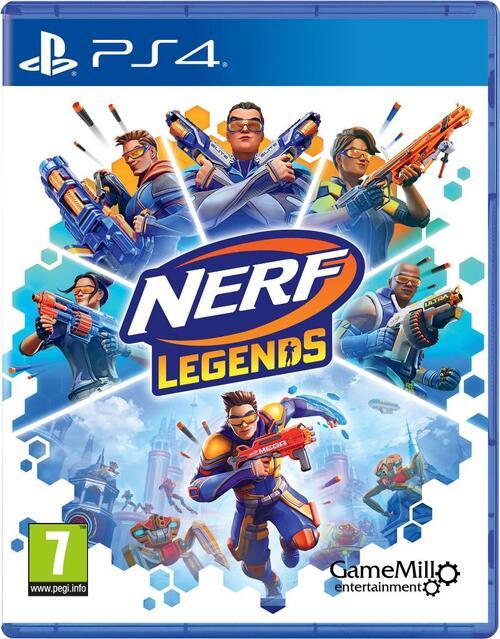 Nerf Legends - Sony PlayStation 4 (5016488138574)