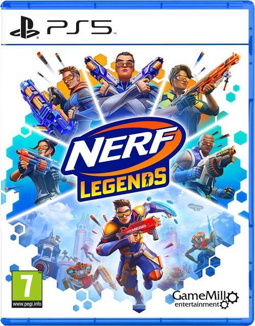 Nerf Legends - Sony PlayStation 5 (5016488138581)