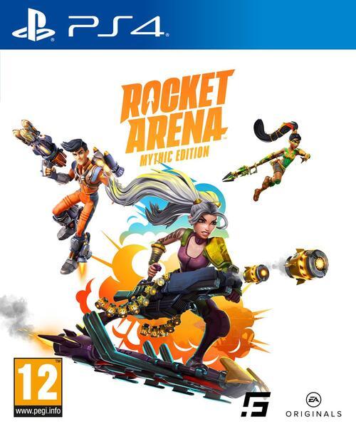 Rocket Arena - Mythic Edition - Sony PlayStation 4 (5030931124174)