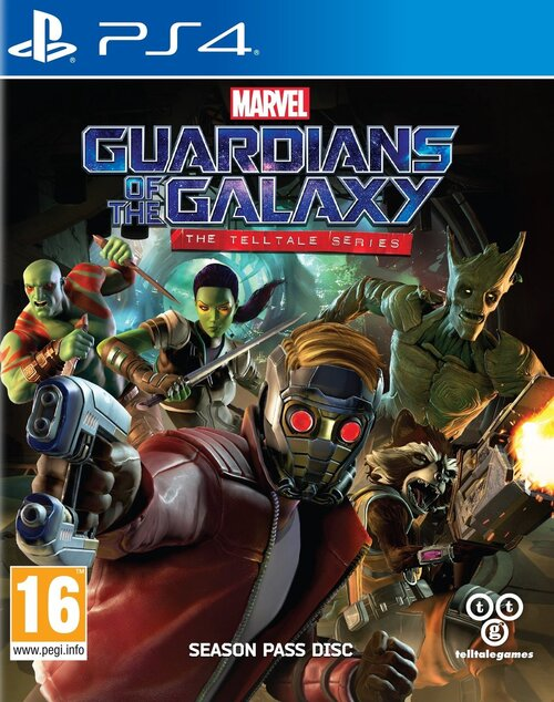 Guardians Of The Galaxy - Telltale Series