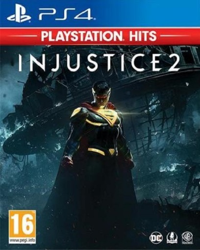 Injustice 2 (Hits) - Sony PlayStation 4 (5051888251157)