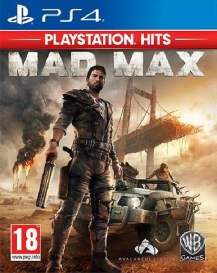 Mad Max (Hits) - Sony PlayStation 4 (5051888251171)