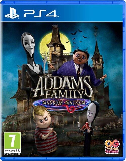 Addams Family - Mansion Mayhem - Sony PlayStation 4 (5060528035590)