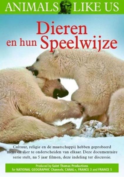 Dieren En Hun Speelwijze - DVD (5400644021082)