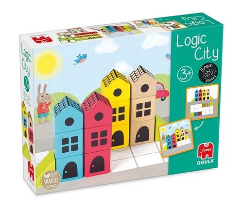 Logic City - Spel;Spel (8410446502006)