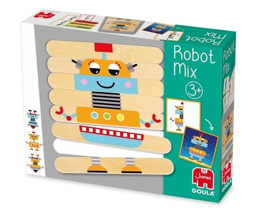 Robot Mix - Spel;Spel (8410446502129)