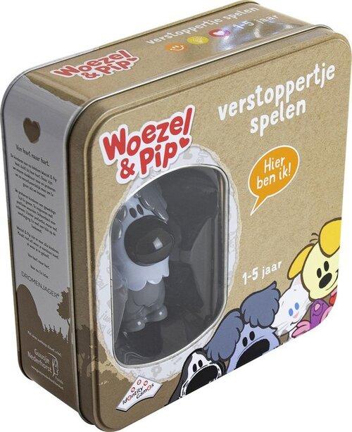 Woezel & Pip Verstoppertje Spelen - Spel;Spel (8714649009646)