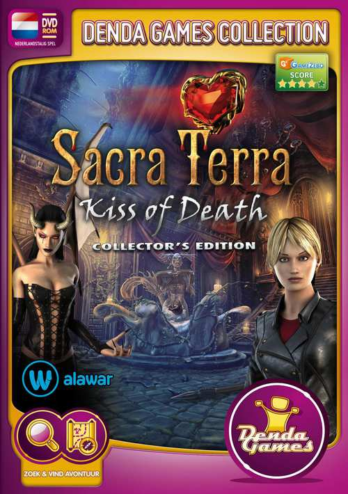Sacra Terra Kiss Of Death Coll