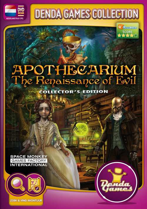 Apothecarium - The Renaissance Of Evil (Collectors Edition)