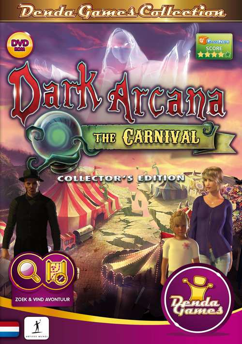 Dark Arcana The Carnival Collector's Edition