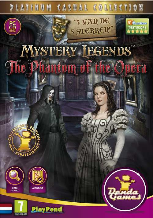 The Phantom Of The Opera PC