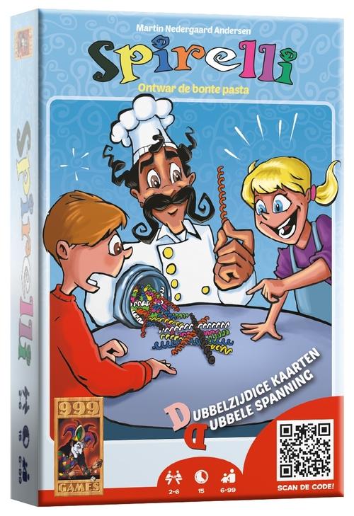 Spirelli - Spel;Spel (8717249197515)