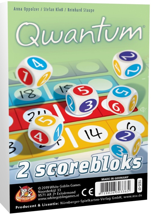 Qwantum Blocks - Spel;Spel (8718026303365)