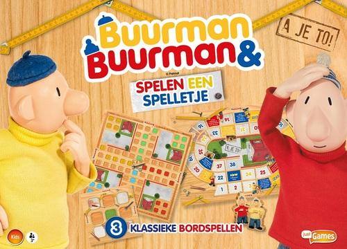 Buurman & Buurman - Spelen Een Spelletje - Spel;Spel (8718866300890)