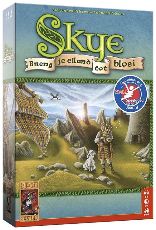 Skye - Spel;Spel (8719214420536)