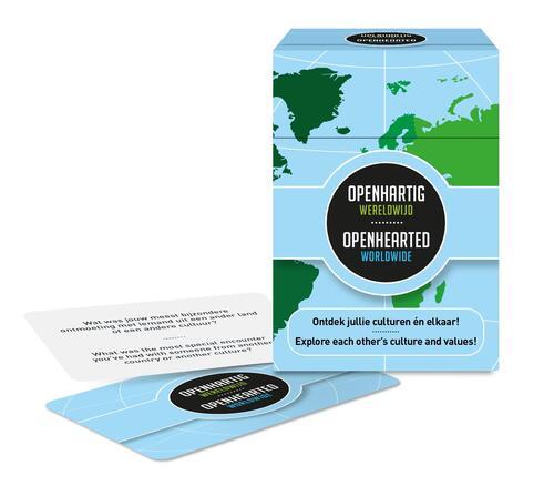 Openhartig Wereldwijd - Spel;Spel (8719324154116)
