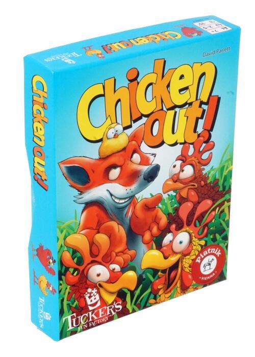 Chicken Out - Spel;Spel (8719327013083)