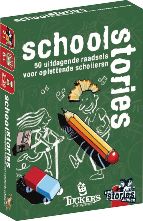 School Stories - Spel;Spel (8719689883119)