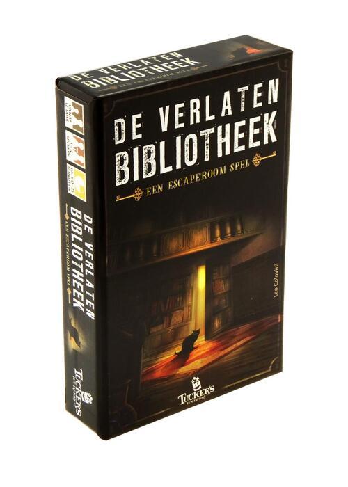 De Verlaten Bibliotheek - Spel;Spel (8719689883126)