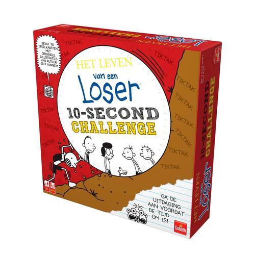 Het Leven Van Een Loser - 10 Seconden Challenge - Spel;Spel (8720077145344)