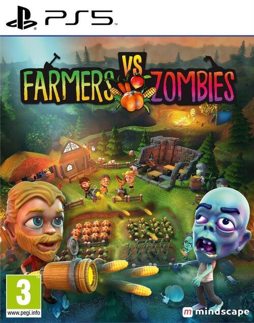 Farmers VS Zombies - Sony PlayStation 5 (8720256139584)