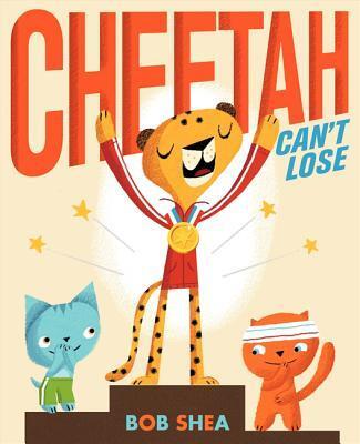 Afbeelding van Cheetah Can't Lose