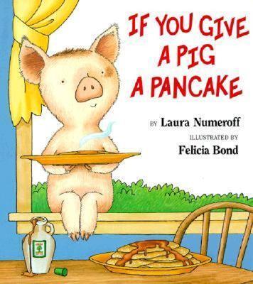 Afbeelding van If You Give a Pig a Pancake Big Book
