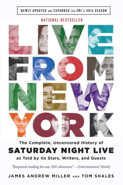 Afbeelding van Live from New York