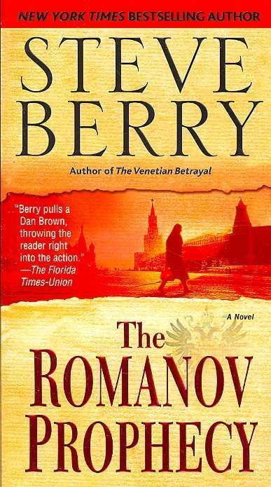 Afbeelding van Romanov Prophecy