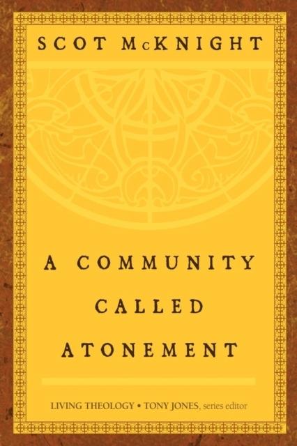 Afbeelding van A Community Called Atonement