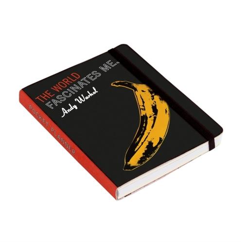 Afbeelding van Andy Warhol Pocket Planner