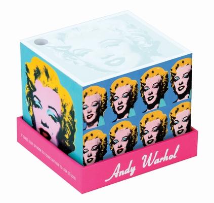 Afbeelding van Andy Warhol Marilyn Memo Block