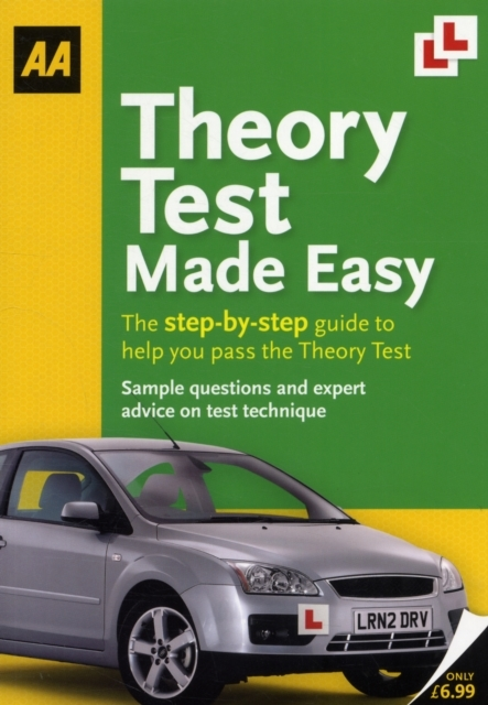 Afbeelding van Theory Test Made Easy
