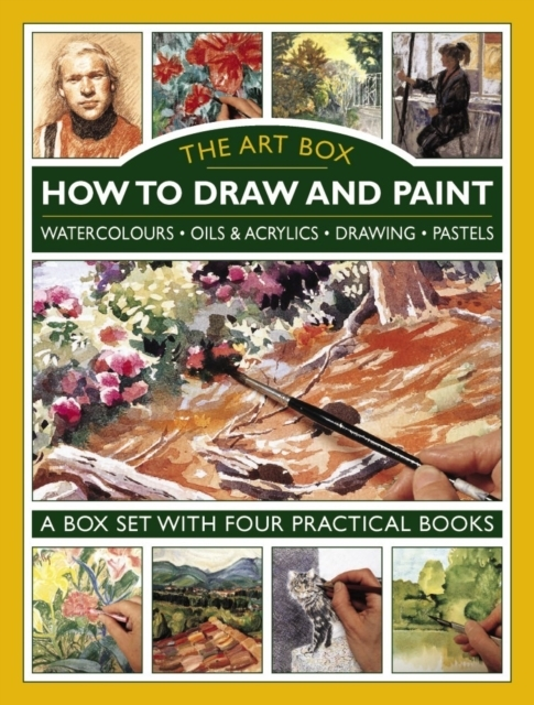 Afbeelding van Art Box - How to Draw and Paint