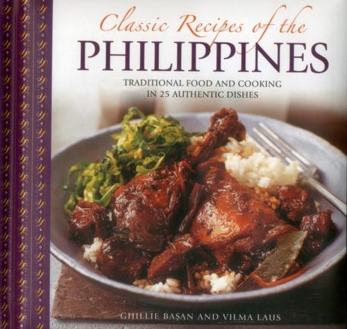 Afbeelding van Classic Recipes of the Philippines