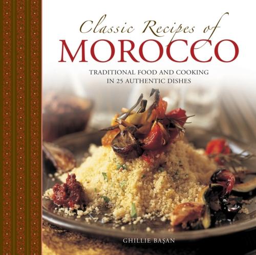 Afbeelding van Classic Recipes of Morocco