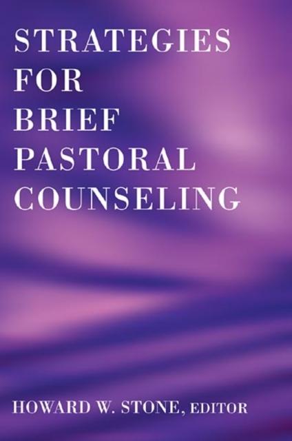Afbeelding van Strategies for Brief Pastoral Counseling