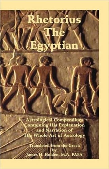 Afbeelding van Rhetorius the Egyptian
