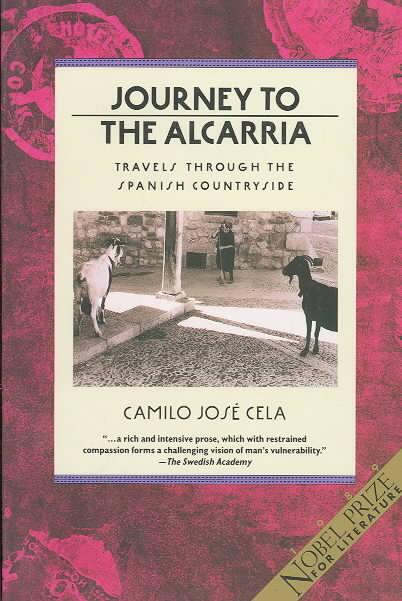 Afbeelding van Journey to the Alcarria