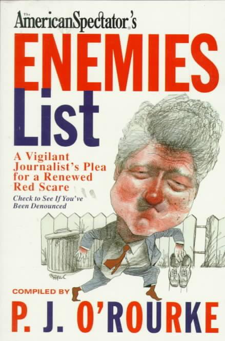 Afbeelding van The Enemies List